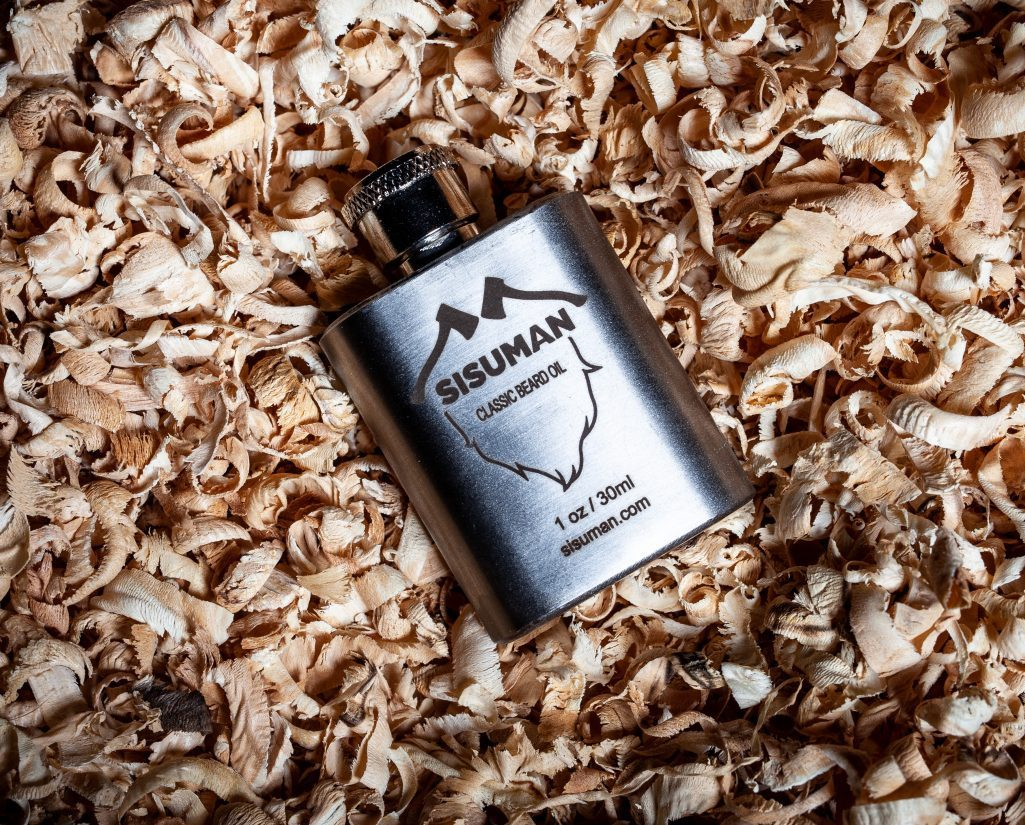 Beard care oil
